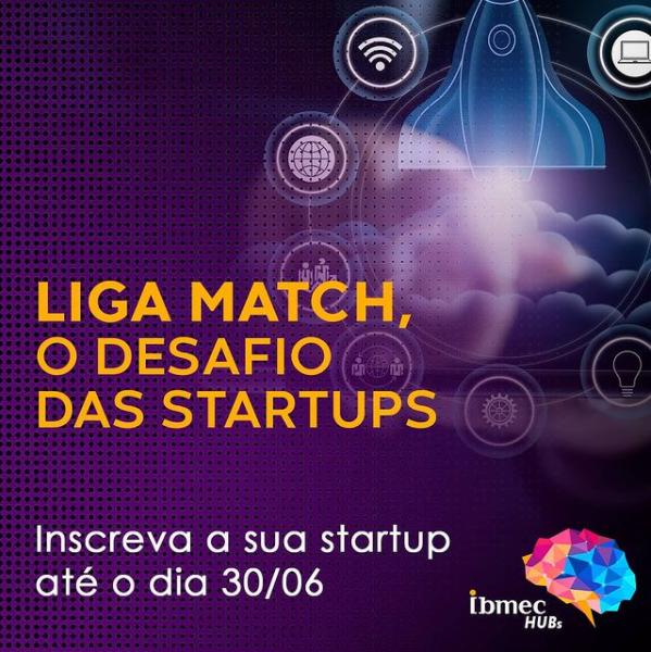 Liga Match 2021 - Ibmec Hubs